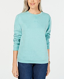 Sport Long-Sleeve Crewneck Sweatshirt, Created for Macy's