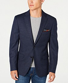 Men's Modern-Fit THFlex Stretch Textured Sport Coat