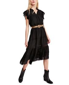 Free People Midnight Magic Midi Dress