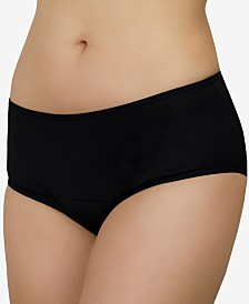 Freedom PLUS and Maxi SMARTPAD Black Women's Incontinence Underwear