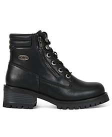Women's Flirt Hi Zip Boot