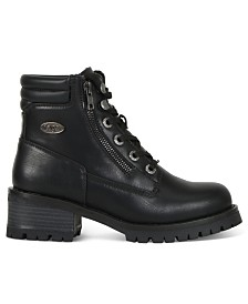 Lugz Women's Flirt Hi Zip Boot