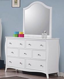 Dominique 7-Drawer Dresser