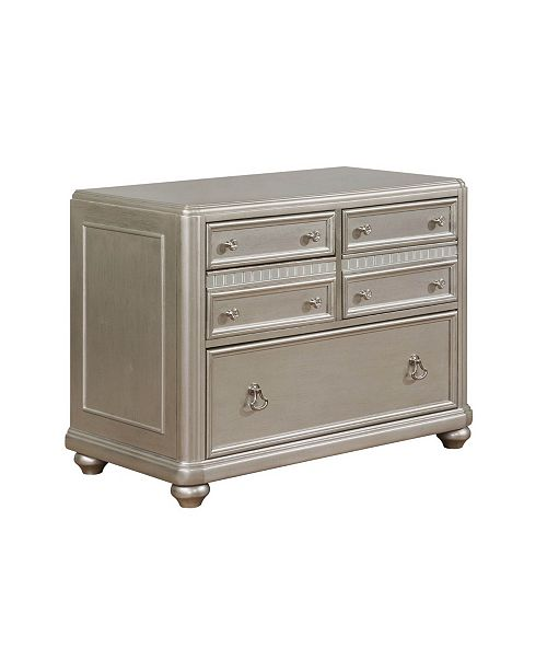 Coaster Home Furnishings Ritzville 4-Drawer File Cabinet