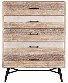 Marlow 5-Drawer Chest