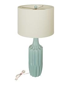 Nordic Minimalism Ceramic Matte Table Lamp