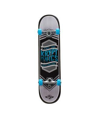 "Kryptonics 31"" Drop-In Series ""Flag-Blue"" Skateboard"