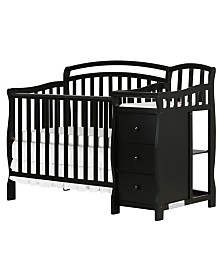 Dream On Me 4-In-1 Mini Crib