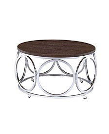 Jayme Round Coffee Table