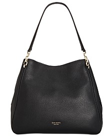 kate spade new york Hailey Leather Shoulder Bag