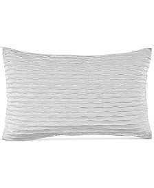"Sunham Pleat Velvet 14"" x 22"" Decorative Pillow"