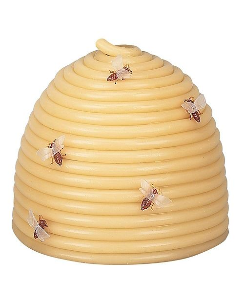 Candle by the Hour 120 Hour Natural Beehive Candle Refill