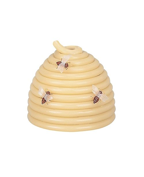 Candle by the Hour 50 Hour Natural Beehive Candle Refill