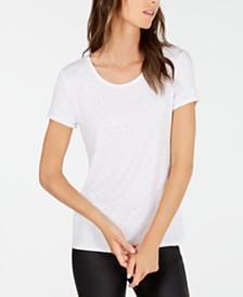 I.N.C. Rhinestone T-Shirt, Created for Macy's