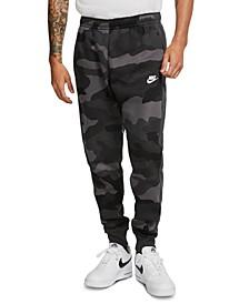 Men's Sportswear Club Fleece Camo Joggers