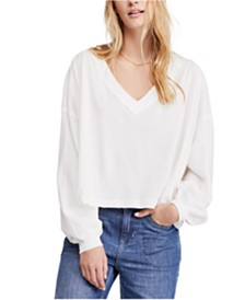 Free People Buffy Long-Sleeve T-Shirt