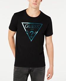 GUESS Men's Iridescent Logo T-Shirt