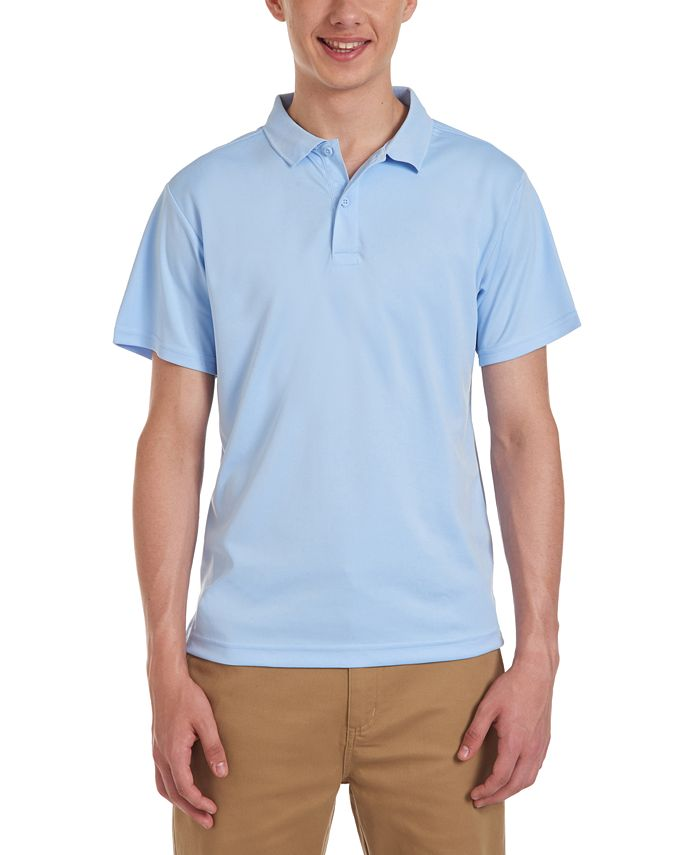 Nautica - Young Men Short Sleeve Performance Polo