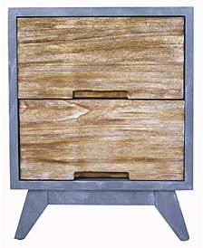 Heather Ann Carter Accent Cabinet with 2 Drawers