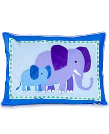 Endangered Animals Pillow Sham