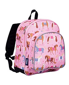 """Horses 12"""" Backpack"""