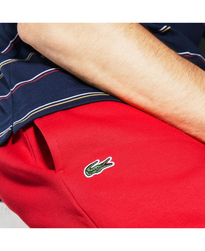 Lacoste Men's Sport Fleece Jogging Pants & Reviews - Pants - Men - Macy's