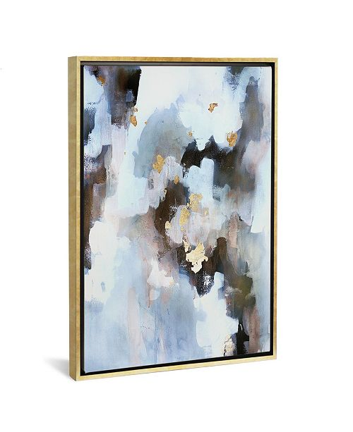 """iCanvas I Can't Breathe by Christine Olmstead Gallery-Wrapped Canvas Print - 26"""" x 18"""" x 0.75"""""""