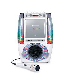 The Singing Machine AGUA Dancing Water Fountain Karaoke System