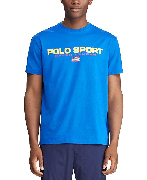 Polo Ralph Lauren Polo Ralph Lauren Men's Cotton T-Shirt