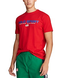 Polo Ralph Lauren Men's Polo Sport Cotton T-Shirt