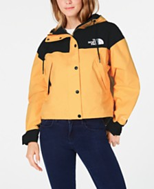 The North Face Reign On Colorblocked Hooded Jacket
