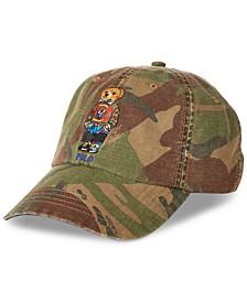 Men's Polo Bear Cap