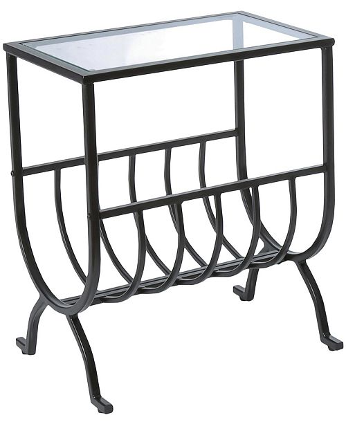 Monarch Specialties End Table/Magazine Table