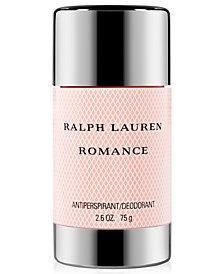 Ralph Lauren Romance Deodorant, 2.6 oz