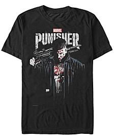 Men's Punisher The Punisher Portrait Short Sleeve T-Shirt