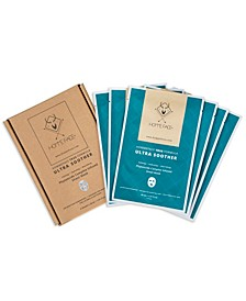Ultra Soother Sheet Mask Set for Men, 6ct