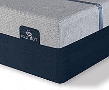 i-Comfort by Serta BLUE Max 3000 14'' Elite Plush Mattress Set- King