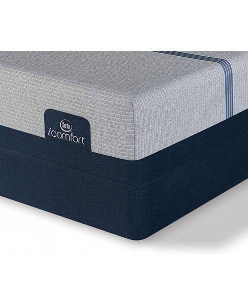 Serta i-Comfort by BLUE Max 3000 14'' Elite Plush Mattress Set- Twin XL