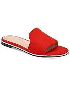 Zahara Slide Sandals
