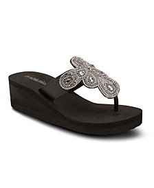 Obsessed Wedge Sandals