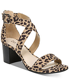 Bar III Baylee Strappy Sandals, Created for Macy's