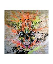 "Taka Sudo Globalized Folklore Canvas Art - 19.5"" x 26"""