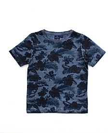 Bear Camp Little Boy Printed Short Sleeve Tee