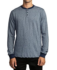 Men's Lavish Henley
