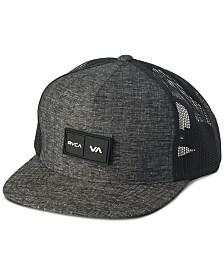 RVCA Men's Balance Snapback Trucker Hat