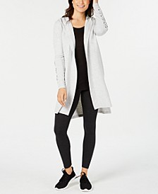 Hooded Cardigan, Created for Macy's