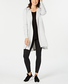 Ideology Hooded Cardigan, Created for Macy's