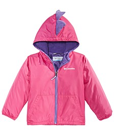 Toddler Boys & Girls Kitterwibbit Hooded Jacket