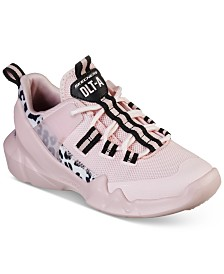 Skechers Girls D'Lites Downtown Vibes Casual Sneakers from Finish Line