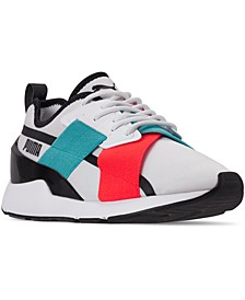 Women's Muse X2 Gloss Casual Sneakers from Finish Line